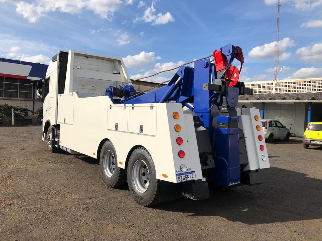 Gujncho rebocador hidraulico extra pesado caminhao e onibus